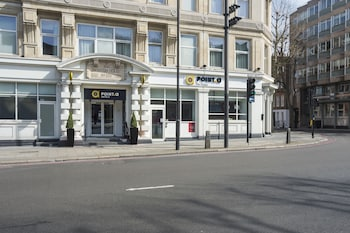 Point A Hotel London Kings Cross ? St Pancras