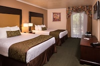 Standard Suite, 2 Queen Beds, Non Smoking, Refrigerator & Microwave