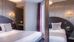 Paris otelleri: Hôtel De Neuve Le Marais By Happyculture