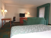 Executive Room, Refrigerator & Microwave (2 Double Beds with Sofa bed)
