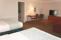 Executive Room, 2 Double Beds (with Sleeper Sofa)