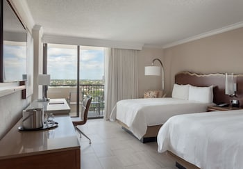 Fort Lauderdale Vacations - Fort Lauderdale Marriott Harbor Beach Resort & Spa - Property Image 5