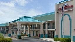 Orangeburg otelleri: Howard Johnson Express Inn - Orangeburg