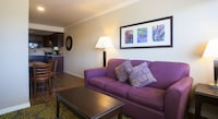Suite, 1 Queen Bed with Sofabed, View