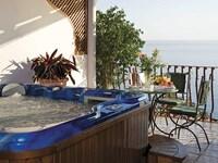 Imperial Suite, Terrace, Jacuzzi,Sea View