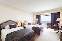 Luxury Room, 2 Single Beds, Sea View