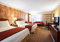 Deluxe Room, Multiple Beds (Larger)