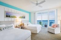 Deluxe Ocean View 2 Queen Beds