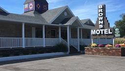 Aberdeen otelleri: Brown's Motel Aberdeen