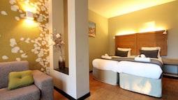 Amsterdam otelleri: The Bank Hotel