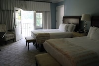 Deluxe Room, 2 Double Beds (with  Private Porch)