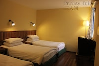 Comfort Triple Room, 3 Single Beds, Ensuite