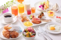 Economy Double Room, Non Smoking Premium Sandawa Beef Dinner (LO8:30pm) w/Buffet Breakfast
