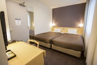 Compact Twin Room, Non Smoking, Annex Building (2 person, 110cm bed)