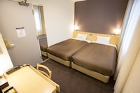 Compact Twin Room, Non Smoking, Annex Building (1 person, 110cm bed)