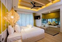 Sea Fan Deluxe Room