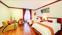Superior Double or Twin Room, 2 Single Beds, City View (2 Ways airport transfer)
