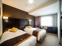 Premium Floor, Standard Twin Room (Non-Smoking)