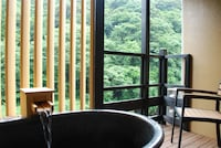 Japanese-Style Room with Open-Air Bath - Breakfast + Dinner Included