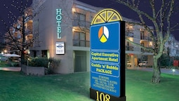 Capital Executive Apartment Hotel