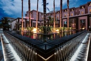 Movenpick Hotel Mansour Eddahbi…