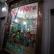 Explore Hotel & Hostel