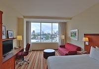 Superior Room, 1 King Bed with Sofabed, City View (High floor)