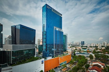 Courtyard by Marriott Singapore…