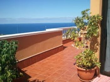 Apartment With 2 Bedrooms in Icod de los Vinos, With Wonderful sea Vie