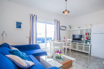 Apartment Wind island in Caleta Famara