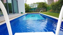 Villa With 3 Bedrooms in Q.ta do Anjo, With Private Pool, Enclosed Gar