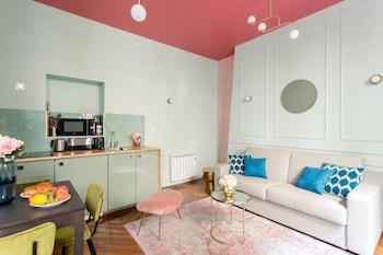 Luxury Apartment Central Paris