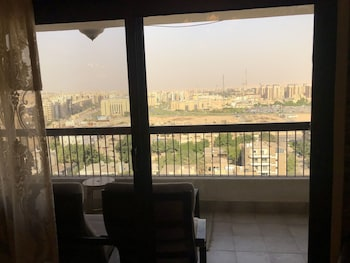 Private Apartment with City view Maadi