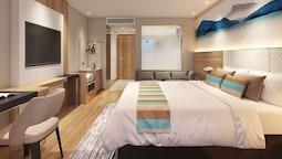 GreenTree Inn Shanghai Jingan Qipu Tiantong Express Hotel