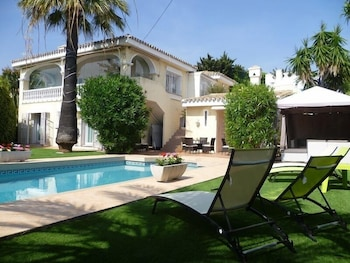 Great Villa Close To Beach - Marbella
