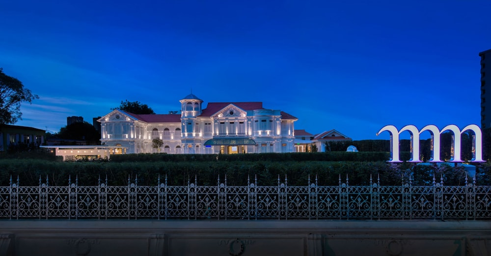 Macalister Mansion